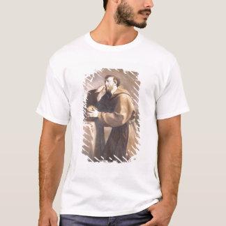 St. Francis of Assisi at Prayer T-Shirt