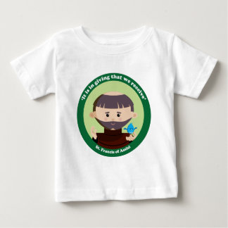 St. Francis of Assisi Baby T-Shirt