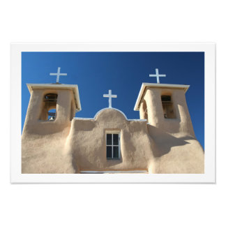 St. Francis of Assisi Church III Photograph