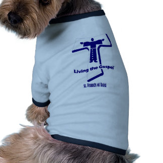 St Francis of Assisi Dog Clothes