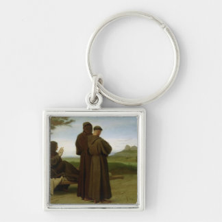 St. Francis of Assisi Keychains