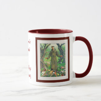 St. Francis of Assisi Mug