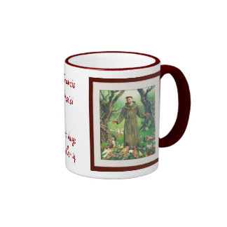 St. Francis of Assisi Mugs