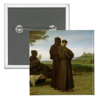 St. Francis of Assisi Pinback Button