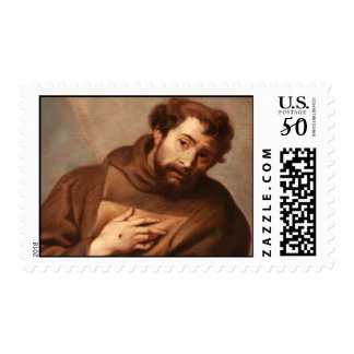 St. Francis of Assisi postage