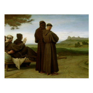 St. Francis of Assisi Postcard