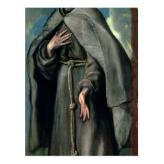 St.Francis of Assisi Postcard