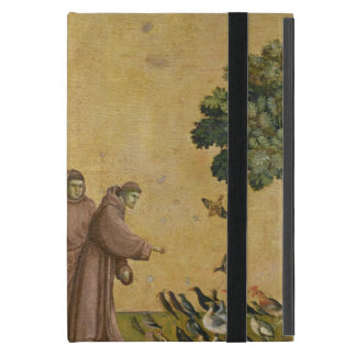 St. Francis of Assisi preaching to the birds Case For iPad Mini