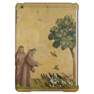 St. Francis of Assisi preaching to the birds iPad Air Cases