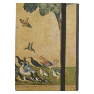 St. Francis of Assisi preaching to the birds iPad Air Cover