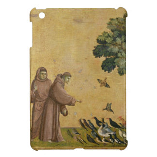 St. Francis of Assisi preaching to the birds iPad Mini Cases