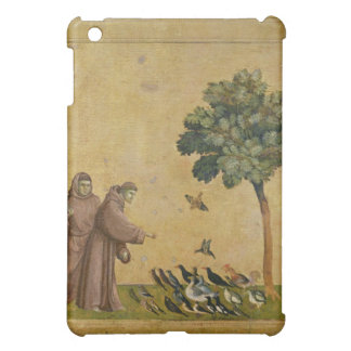 St. Francis of Assisi preaching to the birds iPad Mini Cover