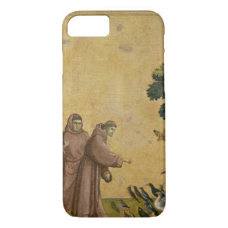 St. Francis of Assisi preaching to the birds iPhone 8/7 Case