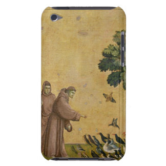 St. Francis of Assisi preaching to the birds iPod Touch Case-Mate Case