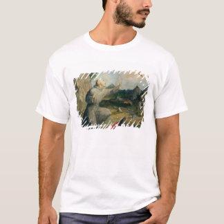 St. Francis of Assisi Receiving the Stigmata T-Shirt