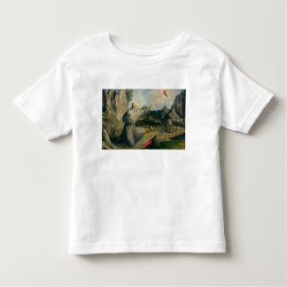 St. Francis of Assisi Receiving the Stigmata Toddler T-shirt