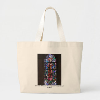 St Francis of Assisi stained glass Bag