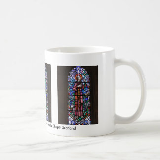 St Francis of Assisi stained glass Mugs