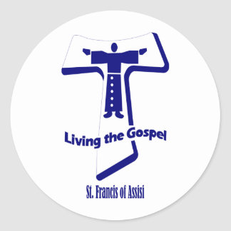 St Francis of Assisi Stickers