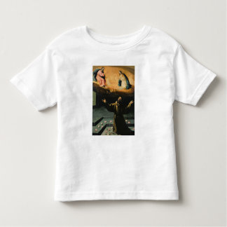 St. Francis of Assisi,The Miracle of the Roses Toddler T-shirt