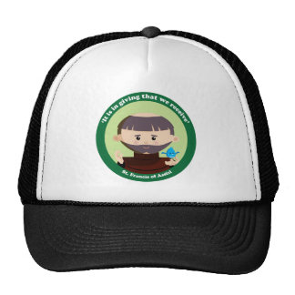 St. Francis of Assisi Trucker Hat