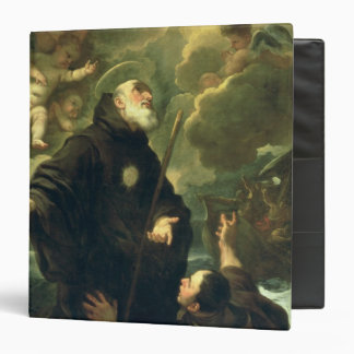 St Francis of Paola, 1416-1507) 3 Ring Binders