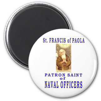 St FRANCIS of PAYOLA Magnet