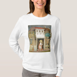 St. Francis Praying in the Church of San T-Shirt