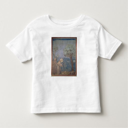 St. Francis Preaching to the Birds, 1297-99 Toddler T-shirt