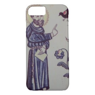 St Francis preaching to the birds iPhone 8/7 Case