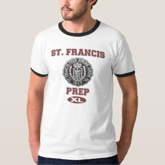 St Francis Prep Gym-Style T T-Shirt