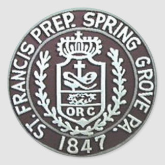 St Francis Prep Stickers