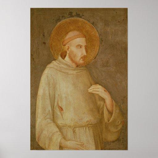 St. Francis Print