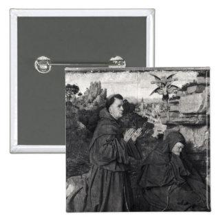 St Francis que recibe los estigmas, c.1427 Pins