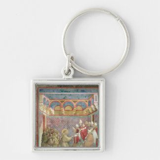 St. Francis Receives Approval Keychain