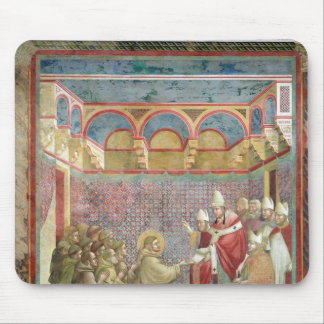 St. Francis Receives Approval Mouse Pad