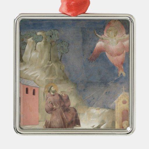St. Francis Receiving the Stigmata, 1297-99 Ornaments
