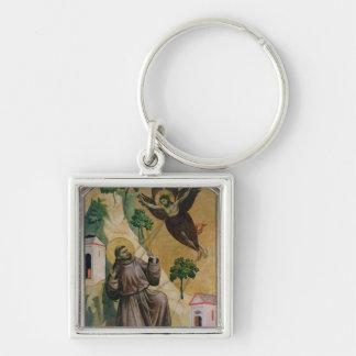 St. Francis Receiving the Stigmata, c.1295-1300 Keychain