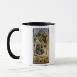 St. Francis Receiving the Stigmata, c.1295-1300 Mug