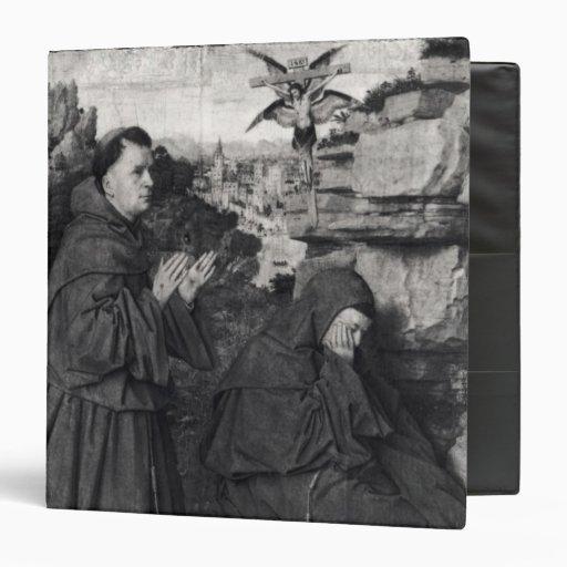 St. Francis Receiving the Stigmata, c.1427 Binder