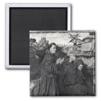 St. Francis Receiving the Stigmata, c.1427 Magnet