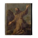 St. Francis Receiving the Stigmata iPad Folio Cover