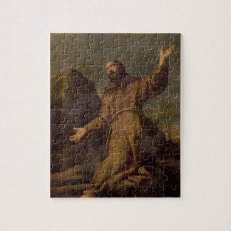 St. Francis Receiving the Stigmata Jigsaw Puzzle