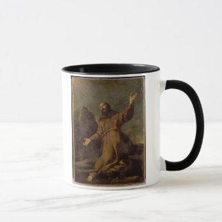 St. Francis Receiving the Stigmata Mug