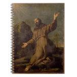 St. Francis Receiving the Stigmata Notebooks