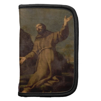 St. Francis Receiving the Stigmata Folio Planners