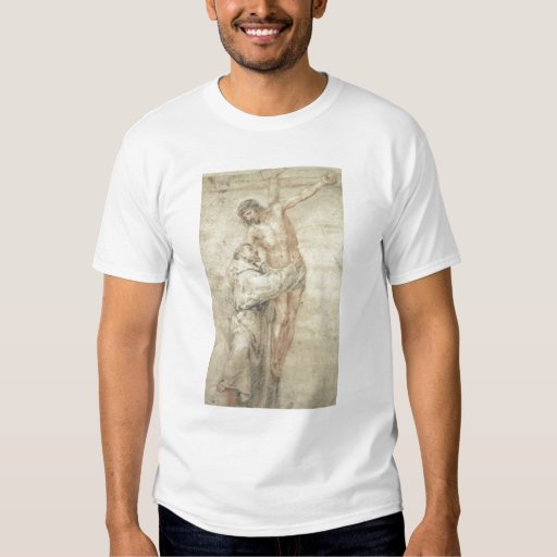 St. Francis Rejecting the World and Embracing T-shirt