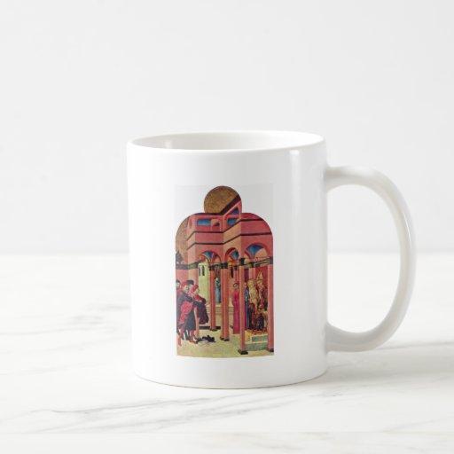 St. Francis Renounced His Earthly Father Mug