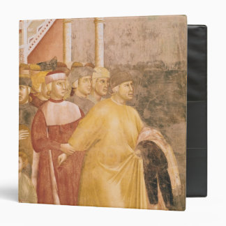 """St Francis renuncia todas las mercancías mundanas Carpeta 1 1/2"""""""