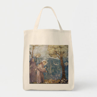 St. Francis Sermon to the Birds Bag